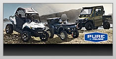 customise your Polaris ATV
